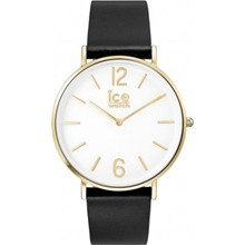 Ice City - Montre braclet en cuir