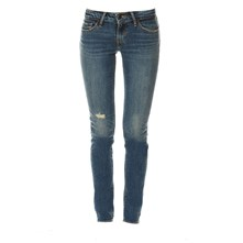 711 Skinny - Jean slim - denim bleu