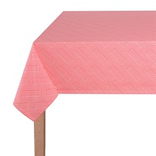 Irazki - Nappe de table - rose
