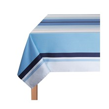 Pampelune - Nappe de table - bleu