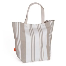 Maia - Sac shopping - blanc