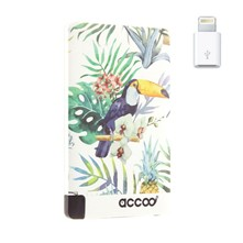 Rocococo - Chargeur Nomade pour Smartphones - multicolore