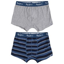 Arron - Lot de 2 boxers - bicolore