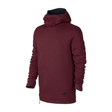 Tech Fleece - Sweat à capuche - rouge