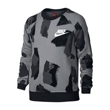 G NSW MDRN CRW - Sweat-shirt - anthracite