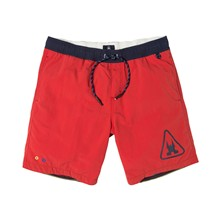Dolphin beach - Short de bain - rouge