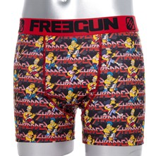 Shreddes Simpsons - Boxer - rouge
