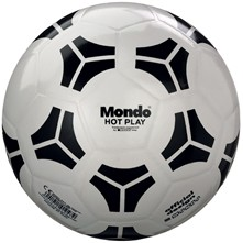 Ballon de foot - multicolore