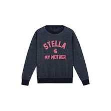 Fastela - Sweat-shirt - encre