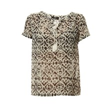 Burch - Blouse - vanille