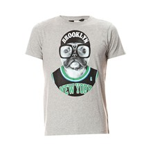 Broklynp - T-shirt - gris