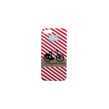Coque pour iPhone 4/4S - rouge