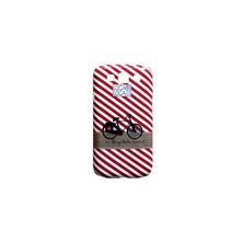 Coque pour Samsung Galaxy S3 - rouge