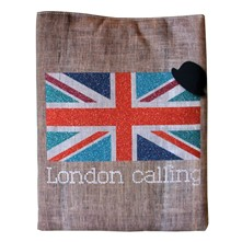 London Calling - Housse pour Tablette - taupe