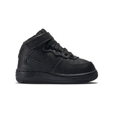 AIR FORCE 1 MID (TD) - Baskets montantes en cuir - denim noir