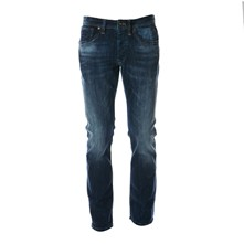 Cash - Jean droit - denim bleu