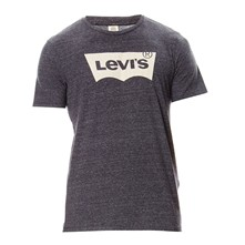 Graphic tee - T-shirt - anthracite