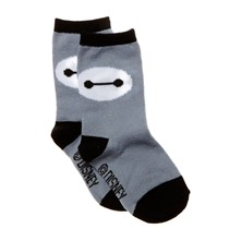Big Hero - Chaussettes - gris