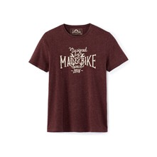 Febike - T-shirt - bordeaux