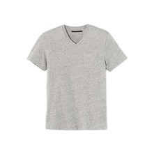 Vebasic - T-shirt - gris chine