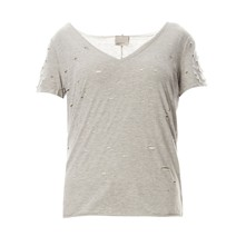Tracy - T-shirt - gris clair