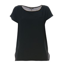 Twist - T-shirt - noir
