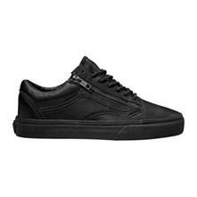 OLD SKOOL ZIP - Sneakers - plomb
