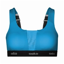 Padded Medium Sports Bra - Brassière de sport - bleu