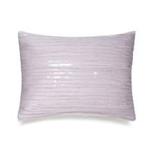 Coussin rectangulaire - rose clair