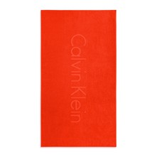 Serviette de plage - orange