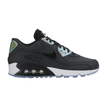 Air Max 90 - Baskets en cuir - noir