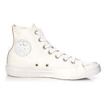 CTAS BRUSH OFF LEATHER TOECAP HI WHITE - Baskets