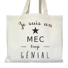Sac shopping - ecru