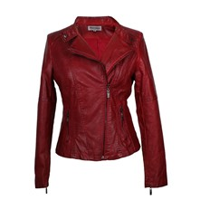 Keith - Blouson perfecto - rouge
