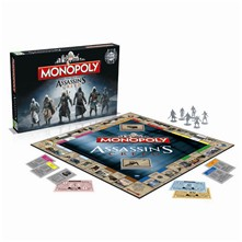 Assassins Creed - Monopoly - multicolore