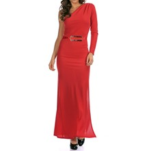Lucks - Robe maxi - rouge