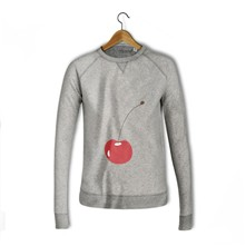 Cerise - Sweat-shirt - gris