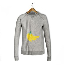 La banane - Sweat-shirt - gris