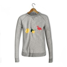 Citron et pamplemousse - Sweat-shirt - gris