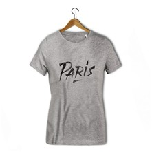Paris - T-shirt - gris