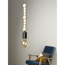 Lustre/suspension - naturel