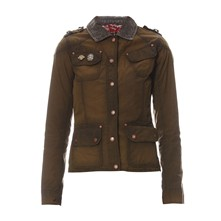 Spean Wax - Veste - olive