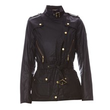 April Wax - Veste - noir