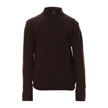 Essential - Pull en laine - marron