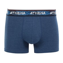 Authentic - Boxer - bleu