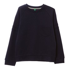 Sweat-shirt - bleu