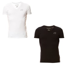 Gift - Lot de 2 T-shirts - bicolore