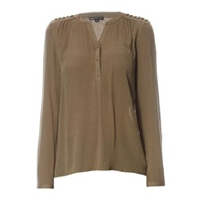 Blouse - army