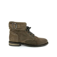 Nutty - Boots en cuir - marron