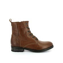 Upto - Boots en cuir - marron